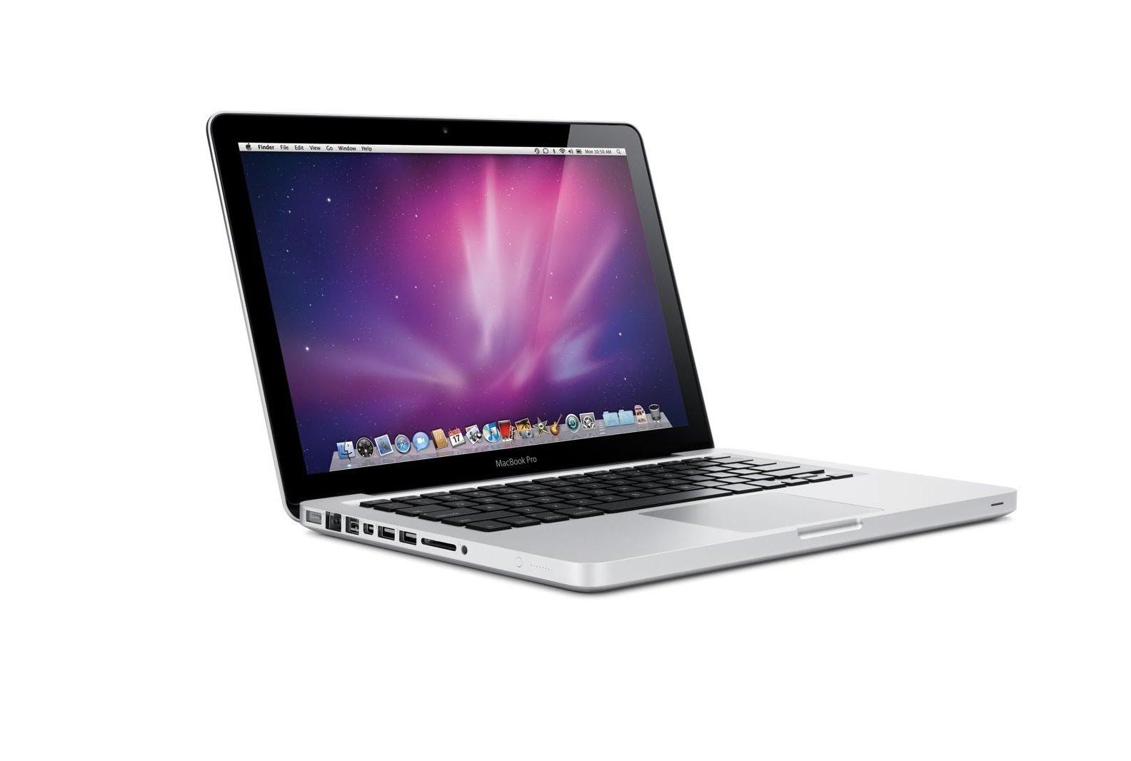 【即納】【送料無料】【中古】高速起動!MacBookPro/13インチ/Core2Duo/新品SSD240GB換装済!/メモリ4G/Mid2009(A1278)MB990J/A