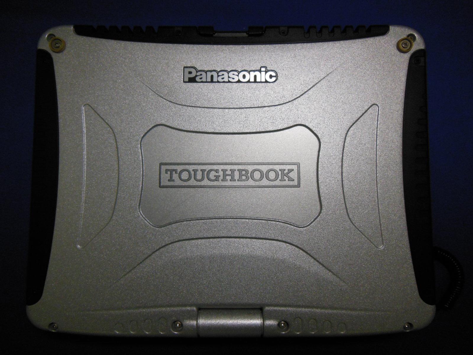【良品】【中古】【新品SSD240G】Panasonic タフブック TOUGHBOOK CF-19 (CF-19AW1ADS) Corei5-2520M/4G/タッチパネル/無線LAN・Bluetooth内蔵