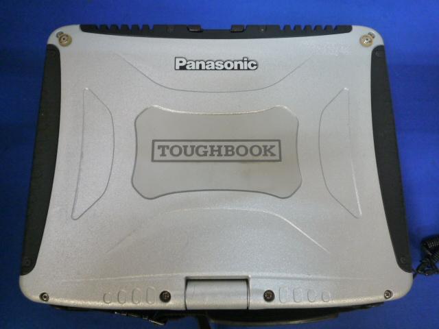 【中古】【動作品】Panasonic タフブック TOUGHBOOK CF-19 (CF-19BC1ADS) Corei5-2520M/4G/320G/タッチパネル