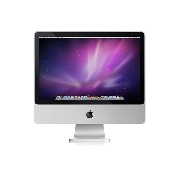 【予約販売】【送料無料】【中古】iMac20インチ/HDD320GB/Core 2 Duo/メモリ2G/A1224