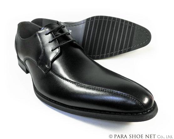 KANZAN 本革 スワールモカ ビジネスシューズ 黒 ワイズ(足幅)3E(EEE)28cm(28.0cm)、29cm(29.0cm)、30cm(30.0cm)【大きいサイズ(ビッグサイズ)メンズ 革靴・紳士靴】