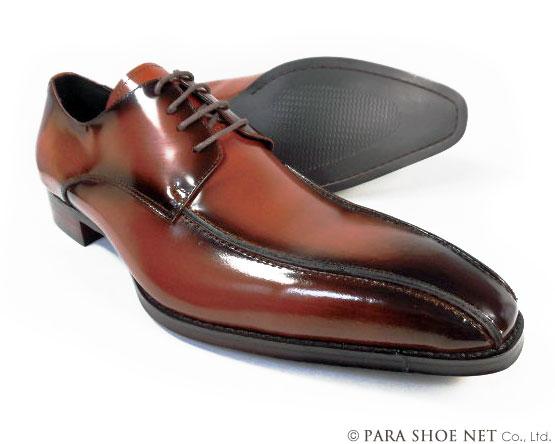 Christian Carano 本革 スワールモカ ビジネスシューズ キャメル ワイズ 3E(EEE)~4E(EEEE)27.5cm、28cm(28.0cm)、28.5cm、29cm(29.0cm)、29.5cm、30cm(30.0cm)【大きいサイズ(ビッグサイズ)メンズ 革靴・紳士靴】
