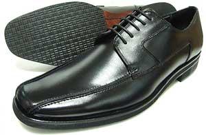 Christian Carano(クリスチャン・カラノ)本革 スワールモカ ビジネスシューズ 黒 3E(EEE)~4E(EEEE)27.5cm、28cm(28.0cm)、28.5cm、29cm(29.0cm)、29.5cm、30cm(30.0cm)/大きいサイズ・メンズ・革靴・紳士靴