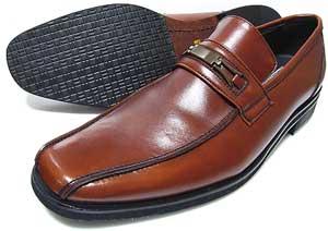 人間讃歌 KANSAI YAMAMOTO 本革 ビットローファー ビジネスシューズ 茶色 3E(EEE)~4E(EEEE)27.5cm、28cm(28.0cm)、28.5cm、29cm(29.0cm)、30cm(30.0cm)/大きいサイズ・メンズ・革靴・紳士靴