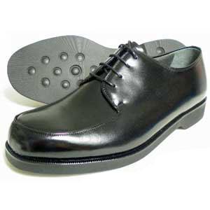 Black 本革 Uチップ ビジネスシューズ 黒 幅広Gワイズ/6E(EEEEEE) 27.5cm、28cm(28.0cm)、28.5cm、29cm(29.0cm)、30cm(30.0cm)/大きいサイズ・革靴・紳士靴