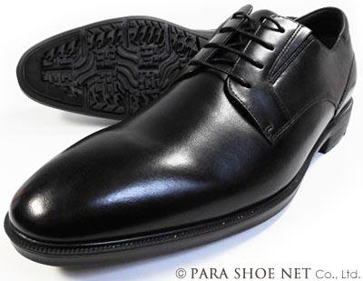 texcy luxe 本革 プレーントゥ ビジネスシューズ 黒 ワイズ(足幅)3E(EEE) 28cm(28.0cm)、29cm(29.0cm)、30cm(30.0cm)【大きいサイズ(ビッグサイズ)メンズ革靴・紳士靴】