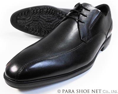 texcy luxe 本革 スワールモカ ビジネスシューズ 黒 ワイズ(足幅)3E(EEE) 28cm(28.0cm)、29cm(29.0cm)、30cm(30.0cm)【大きいサイズ(ビッグサイズ)メンズ革靴・紳士靴】
