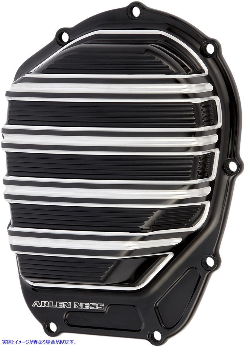 【取寄せ】 アレンネス 03-983 ARLEN NESS Cam Cover 10 Gauge Black 17-19 M8 09401659 ( 0940-1659 ドラッグスペシャリティーズ DRAG SP