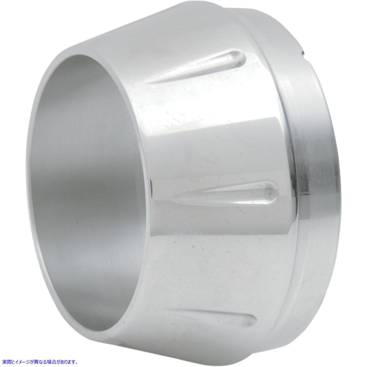 【取寄せ】 ENDCAP-SM BASSANI XHAUST END CAP POLSHD F SHRTMEG エンドキャップ POLSHD F SHRTMEG 18600496 ドラッグスペシャリティーズ