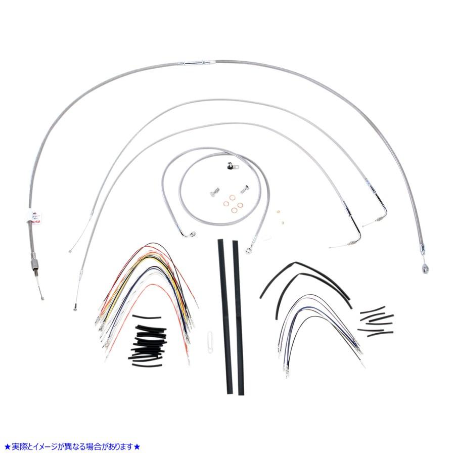 【取寄せ】 B30-1056 BURLY BRAND CONTROL KT SS 07 FXST 16 CONTROL KT SS 07 FXST 16 06100717 ドラッグスペシャリティーズ 0610-0717 D