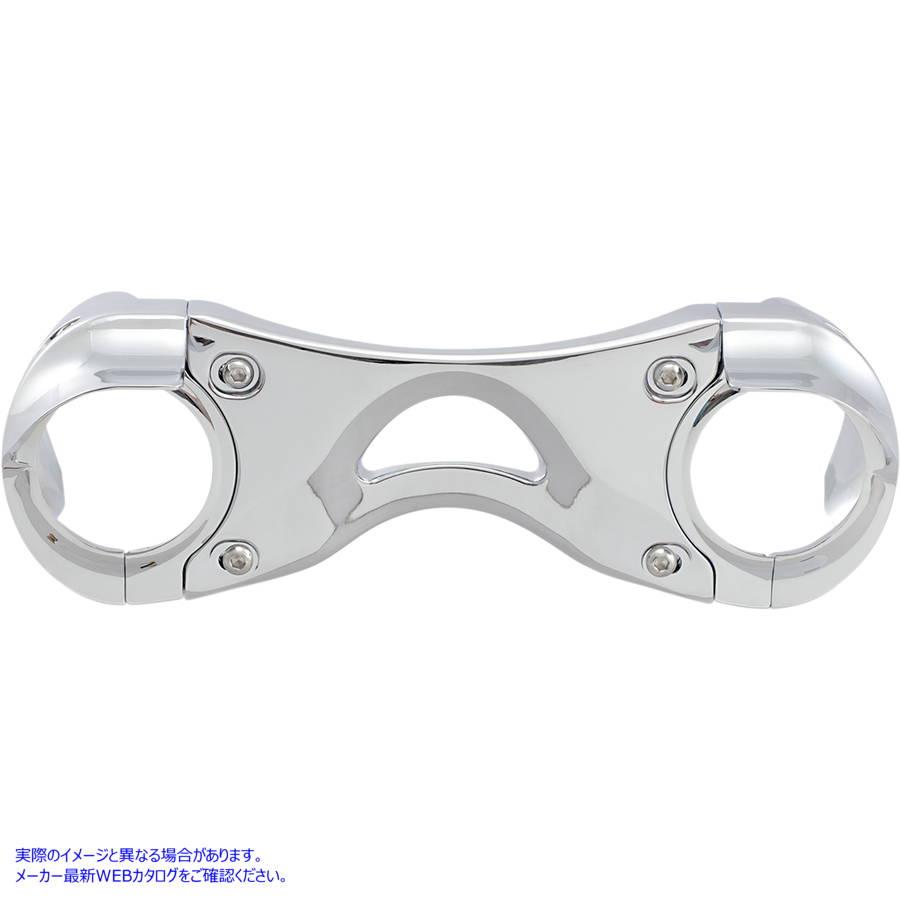 【取寄せ】 クリヤキン 7339 KURYAKYN BRACE FRK GEN2 W/DST CVR 04150020 ( 0415-0020 ドラッグスペシャリティーズ DRAG SPECIALTIES