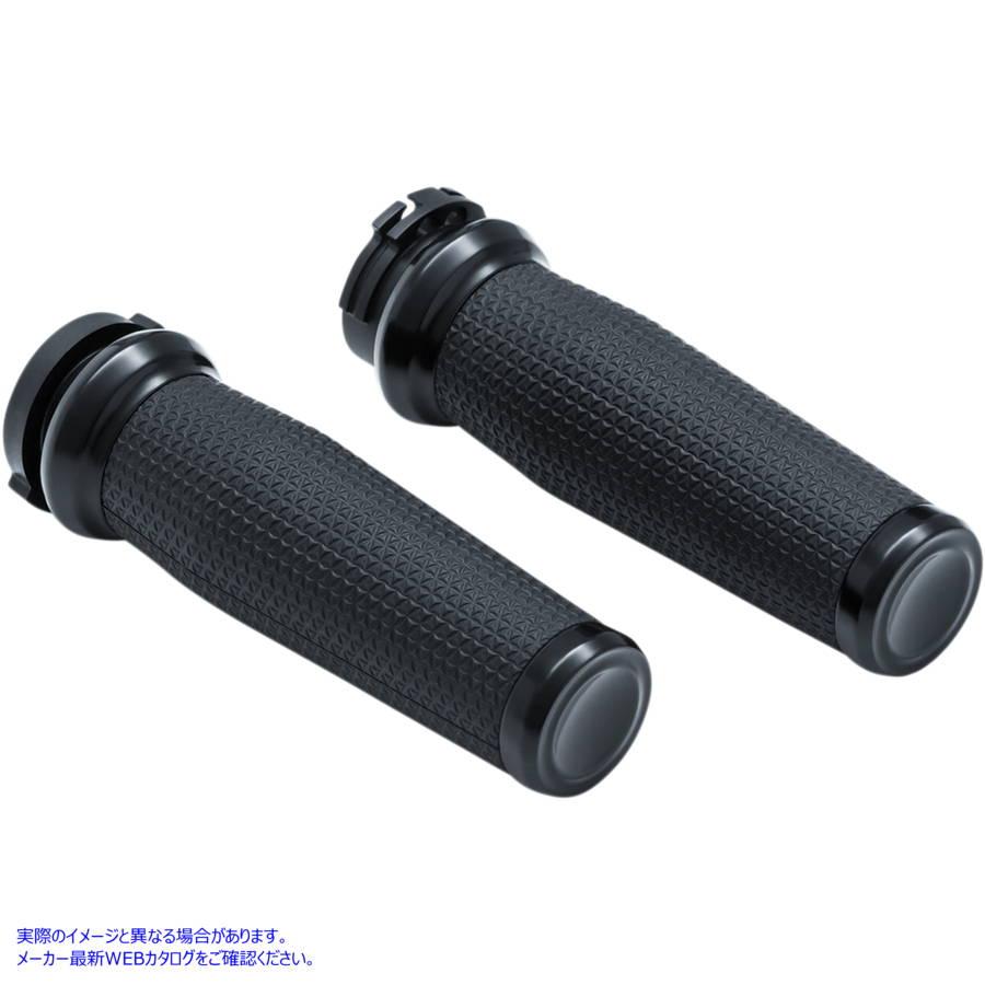 【取寄せ】 クリヤキン 5941 KURYAKYN GRIP THRESH HD CABLE BLK 06302368 ( 0630-2368 ドラッグスペシャリティーズ DRAG SPECIALTIES