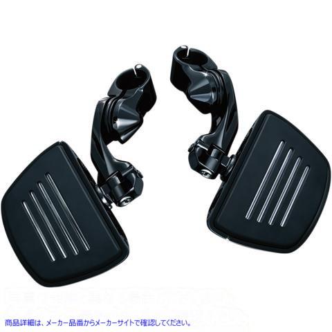 【取寄せ】 クリヤキン 7581 KURYAKYN BOARD MINI SHORT ARM BLK BOARD ミニ SHORT ARM BLK 16210638 ドラッグスペシャリティーズ 1621-063