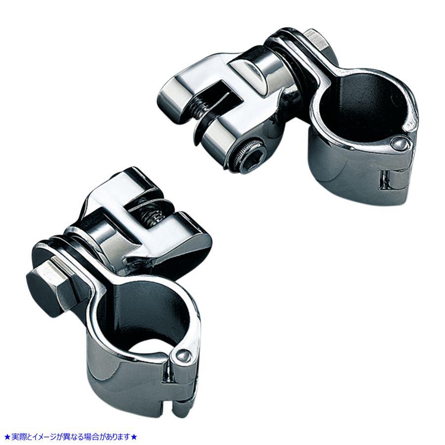 【取寄せ】 クリヤキン 4573 KURYAKYN MOUNT CRUISE PEG 1-1/2  MOUNT CRUISE PEG 1-1/2インチ 16240151 ( 1624-0151 ドラッグスペシャリ
