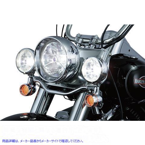 【取寄せ】 クリヤキン 5011 KURYAKYN LIGHT TS FT BULLET LIGHT TS FT BULLET 20200623 ドラッグスペシャリティーズ 2020-0623 DRAG SPECI