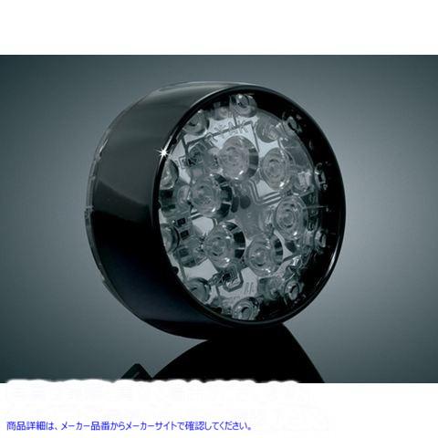 【取寄せ】 クリヤキン 5456 KURYAKYN LIGHT BLLT FT BLK/SMK LIGHT BLLT FT BLK/SMK 20201046 ドラッグスペシャリティーズ 2020-1046 DRAG