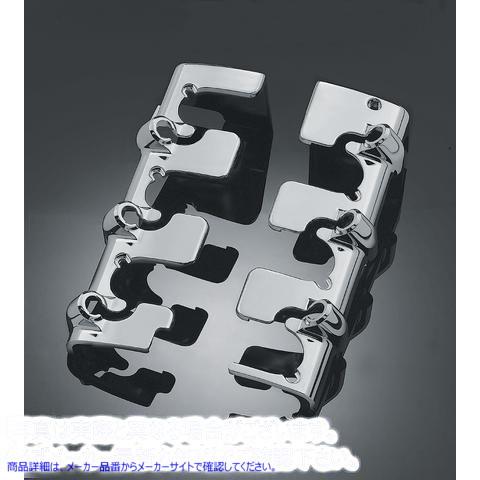【取寄せ】 クリヤキン 7705 KURYAKYN COVER SPARK PLUG GL15C 21030088 ( 2103-0088 ドラッグスペシャリティーズ DRAG SPECIALTIES
