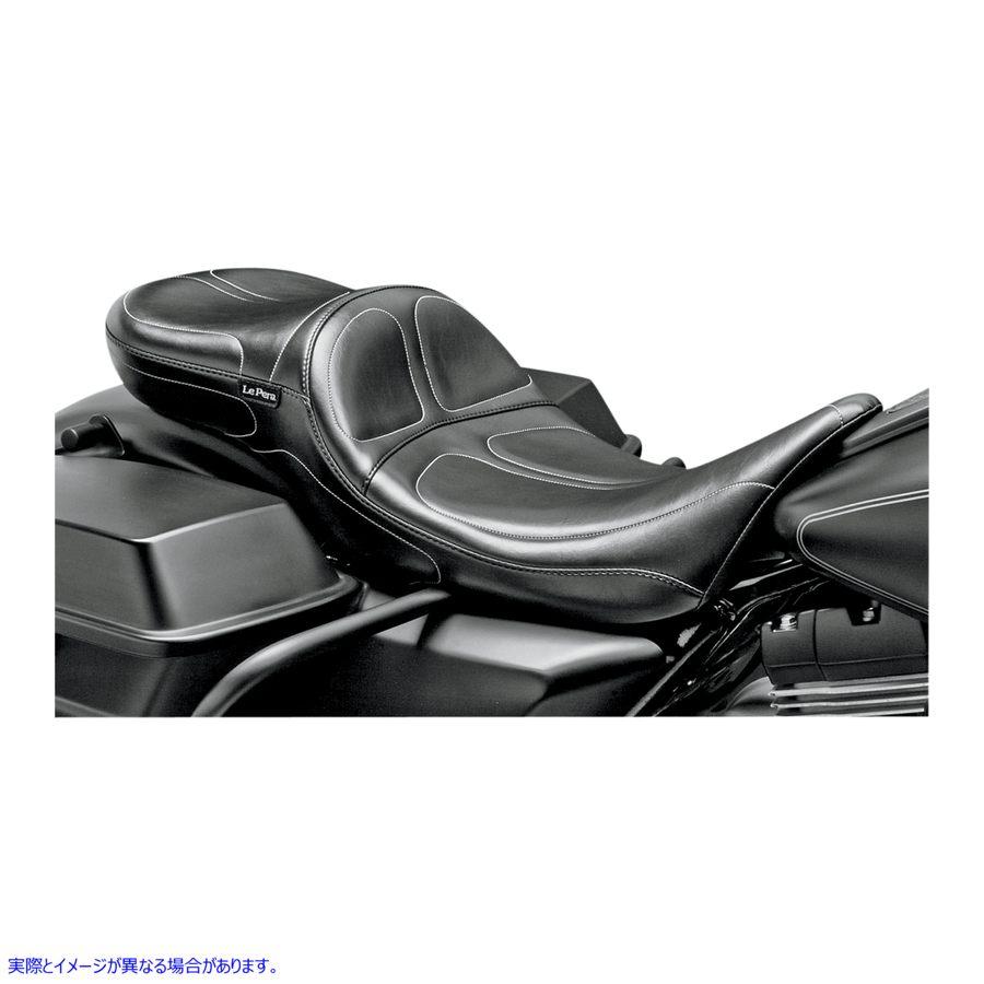 【取寄せ】 LK-957DL LE PERA SEAT MAVRICK LONG 08-18FL シート MAVRICK LONG 08-16FL 08010476 ドラッグスペシャリティーズ 0801-0476