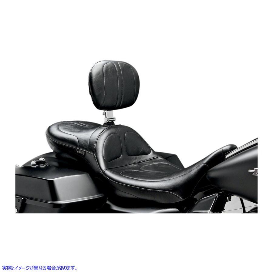【取寄せ】 ラペラ LK-957DLBR LE PERA SEAT MAVDL BKRST 08-18FL シート MAVDL BKRST 08-16FL 08010758 ドラッグスペシャリティーズ 0801
