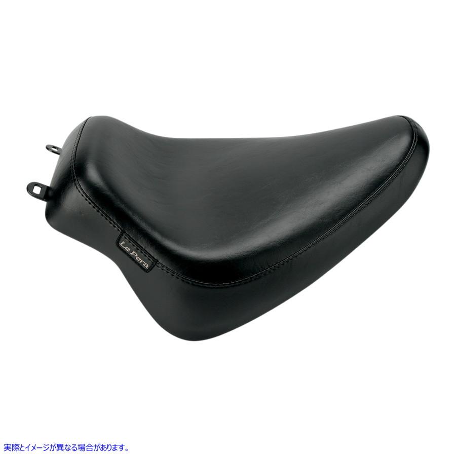 【取寄せ】 ラペラ LXE-800 LE PERA SEAT SILSOLO DLX08-17FLST シート SILSOLO DLX08-16FLST 08020606 ドラッグスペシャリティーズ 0802-