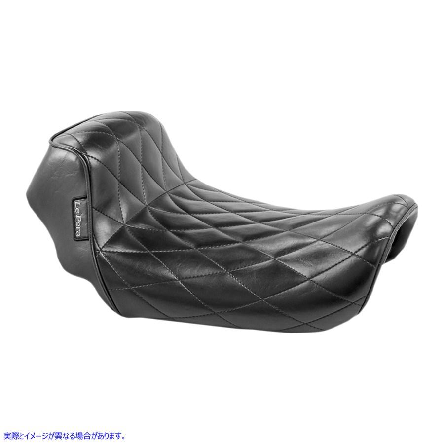 【取寄せ】 ラペラ LK-321DM LE PERA SEAT SPROCK DIAM 06-17FXD 08030579 ( 0803-0579 ドラッグスペシャリティーズ DRAG SPECIALTIES