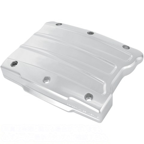 【取寄せ】 パフォーマンスマシーン 0177-2021-CH PERFORMANCE MACHINE (PM) Rocker Cover Box Scalloped 99-17 Twin Cam COVER RKR BX SCL