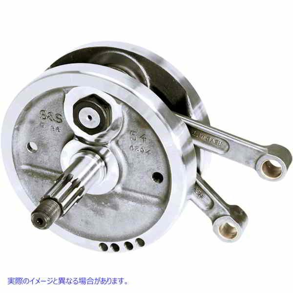 【取寄せ】 エスアンドエス サイクル 32-2230 S&S CYCLE FLYWHEEL 4-5/8