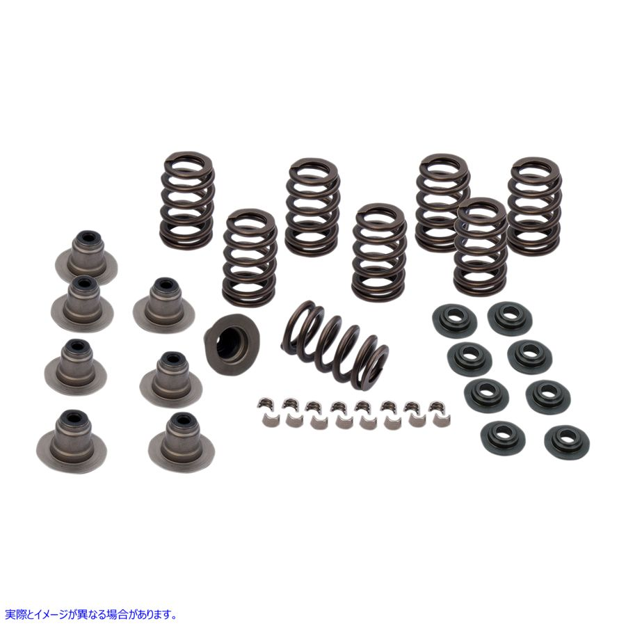 【取寄せ】 900-0958 S&S CYCLE SPRING KIT.605