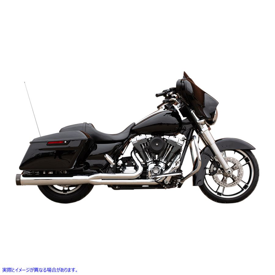 SS メーカー直送 高品質新品 CYCLE 米国取寄せ 取寄せ エスアンドエス サイクル 550-0771A 7-16FL50ST 1800-2387 18002387 2-1 CH EXHAUST ドラッグスペシャリティーズ