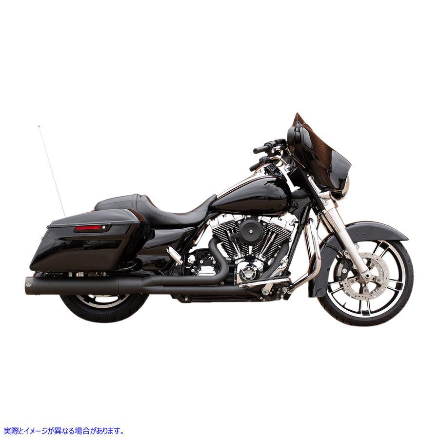 【取寄せ】 エスアンドエス サイクル 550-0772A S&S CYCLE EXHAUST 2-1 BL 7-16FL50ST 18002388 ( 1800-2388 ドラッグスペシャリティーズ