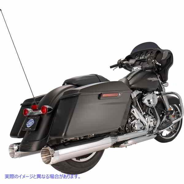 【取寄せ】 エスアンドエス サイクル 550-0620 S&S CYCLE MUFFLERS 4.5