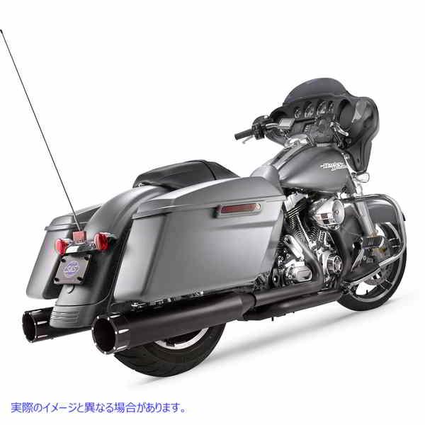 【取寄せ】 550-0670 S&S CYCLE MUFFLER 4.5
