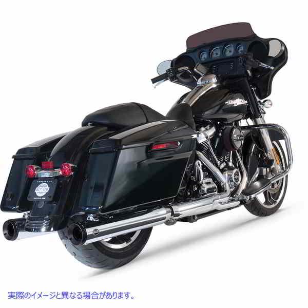 【取寄せ】 550-0693 S&S CYCLE MUFFLERS GN CHR FLT 17- 18011203 ドラッグスペシャリティーズ 1801-1203 DRAG SPECIALTIES
