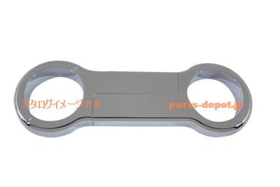39ミリフォークブレース スタビライザー 24-0841 39mm Chrome Fork Brace【PARTS DEPOT 】ハーレーパーツ