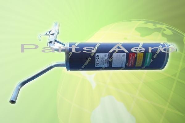 純正同等/車検対応 マフラー HST 081-39 ホンダ アクティバン HH6(4WD)081-39