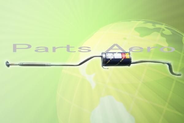 純正同等/車検対応マフラーHST055-169ダイハツ テリオスルキアJ111G J131G 055-169
