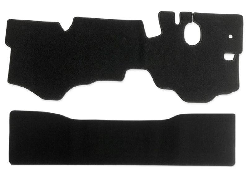内装パーツ マツダ タイタン ダッシュ 卓越 H12年-H22年 大放出セール 標準 ダブルキャブ フロアマット F トラック + PA-TFM1920-BK ブラック 黒 リア マット