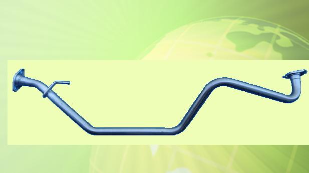 ジムニーワイド JB33W/JB43W車検対応 HST製 センターパイプ  スチンレス車検対応  ■ 純正同等 HST 096-86CP
