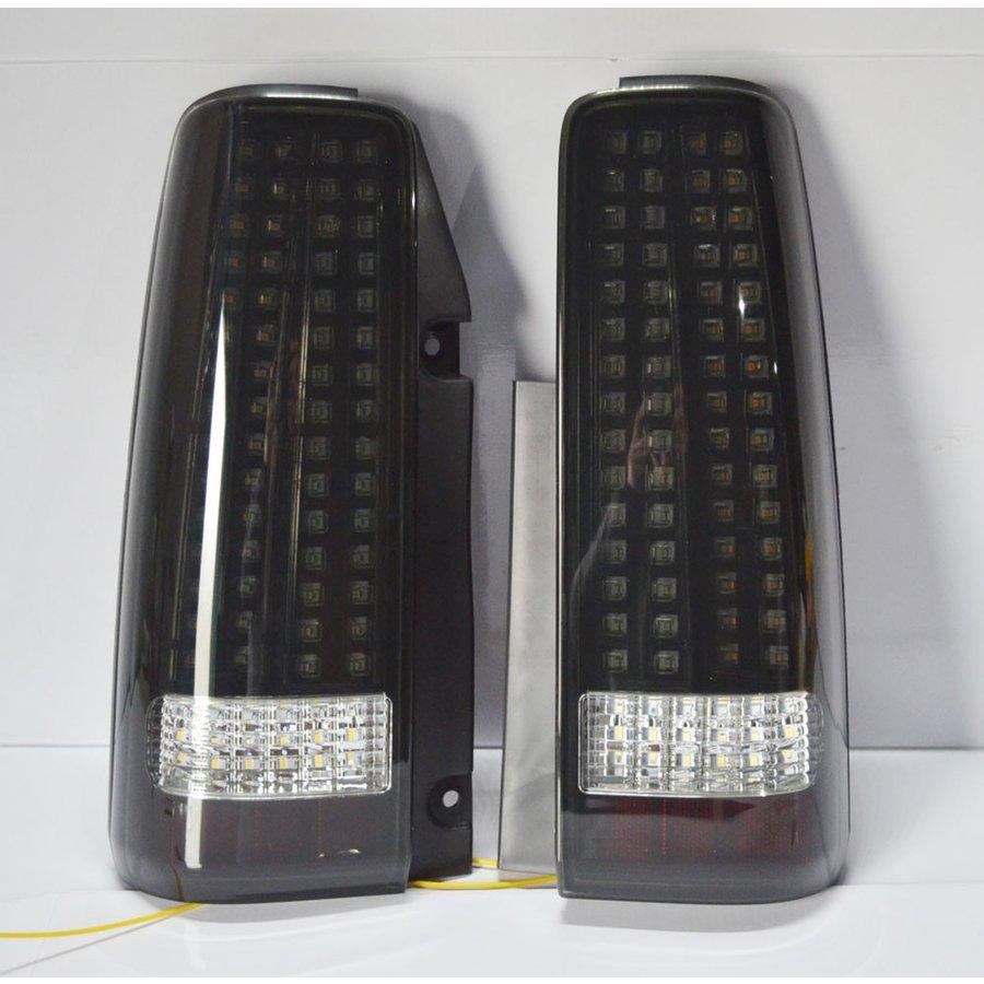 テールライト スズキ ジムニー JB23 シエラ B43 ブラック フルLED テールランプ 左右 セット
