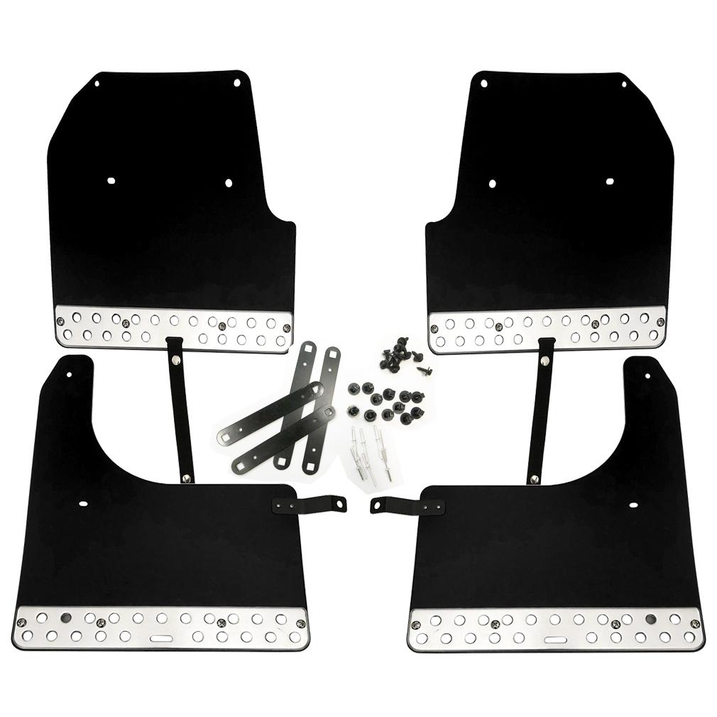 C-HR 大型 泥除け オフロード 専用設計 マッド フラップ EVA樹脂製 ベルト付き ブラック 平成28.12~ 新品 NGX50 4WD ZYX10 2WDZERO