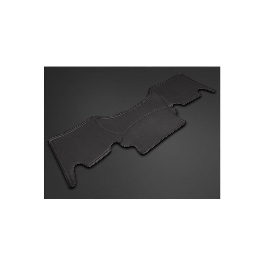 ハイエース 200系 ワイド用 デッキカバー PVCラミネート レザー フロント ZERO