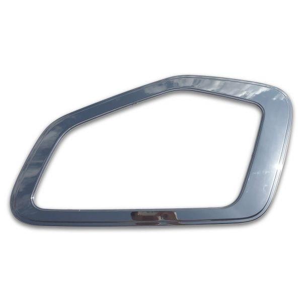いすゞ ファイブスター ギガ いすゞ 07フォワード メッキ ナビウインドガーニッシュ 安全窓 ABS製 ZERO