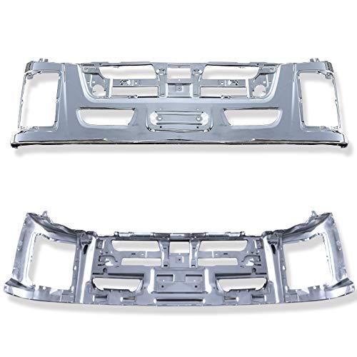 いすゞ 大型 ファイブスター ギガ メッキ フロント バンパー 新品 H27.11 法人様限定~ AP-B018