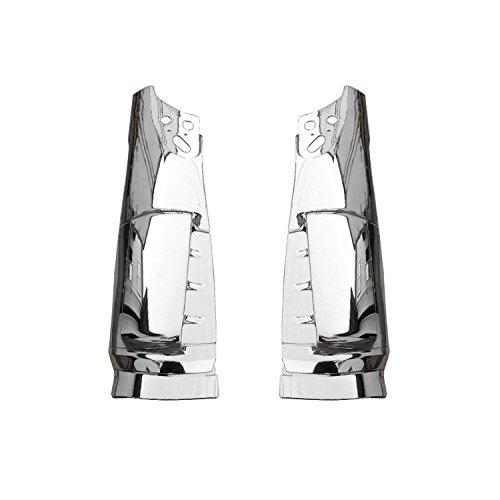 いすゞ NEW ギガ 大型 メッキ フロント コーナー パネル コーナーベン 左右セット 新品 インナーパネル 付き H.22/5~ AP-T021LR