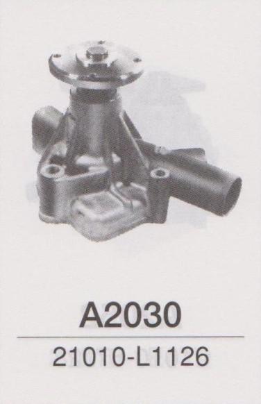 Asahi industries automotive water pump fits models: Nissan forklift trucks PF02A25. PF02M25