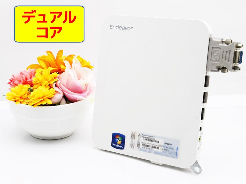 【スーパーSALE特価 Windows10】【中古】送料無料 デスクトップ デスク コンパクトPC 本体 250GB Office付き Windows10 EPSON エプソン Endeavor NP30S AMD デュアルコア C-60 APU with Radeon HD Graphics 1.0GHz メモリ 4GB HDD 250GB デスク パソコン D5, Retom リトム:971a4a72 --- officewill.xsrv.jp