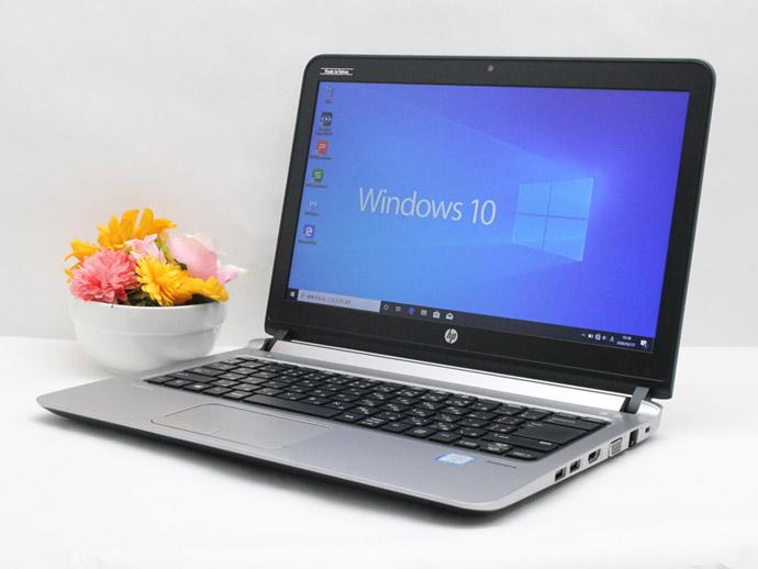 Office付き 新品SSD128GB搭載 中古 あす楽 送料無料 ノートパソコン Windows10 使い勝手の良い HP ProBook 430 U9 未使用品 6200U Bランク メモリ Core 4GB i5 G3 新品SSD128GB 2.3GHz