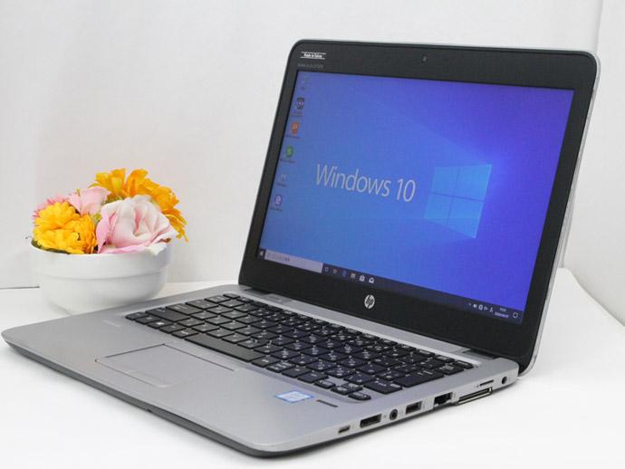 【中古】送料無料 ノートパソコン Office付き Windows 10 HP EliteBook 820 G3 Core i5 6200U 2.3GHz メモリ8GB 新品SSD512GB Bランク A8