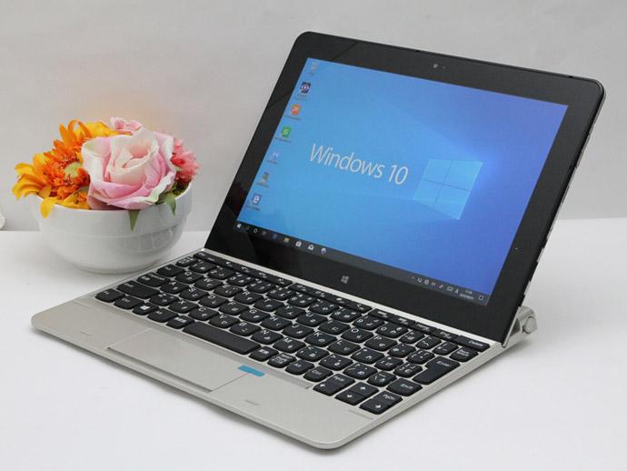 【中古】あす楽 送料無料 タブレットPC Windows10 NEC VersaPro PC-VK16XT1GR Atom x7-Z8750 1.6GHz メモリ 4GB eMMC 64GB デタッチャブルキーボード・デジタイザーペン付属 Aランク F3