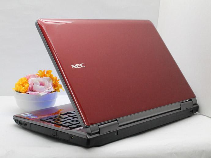 【中古】あす楽 送料無料 ノートパソコン Office付き Windows10 NEC LaVie LL750シリーズ Core i7 2670QM 2.2GHz メモリ 8GB 新品SSD128GB ブルーレイ Bランク Q01
